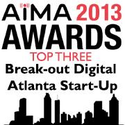 Named 1 of 3 Break-out Digital Atlanta Start-Ups