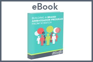 brand ambassador ebook