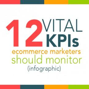 12 Vital KPIs Ecommerce marketers should monitor