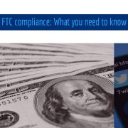 FTC compliance banner