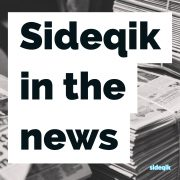Sideqik in the news