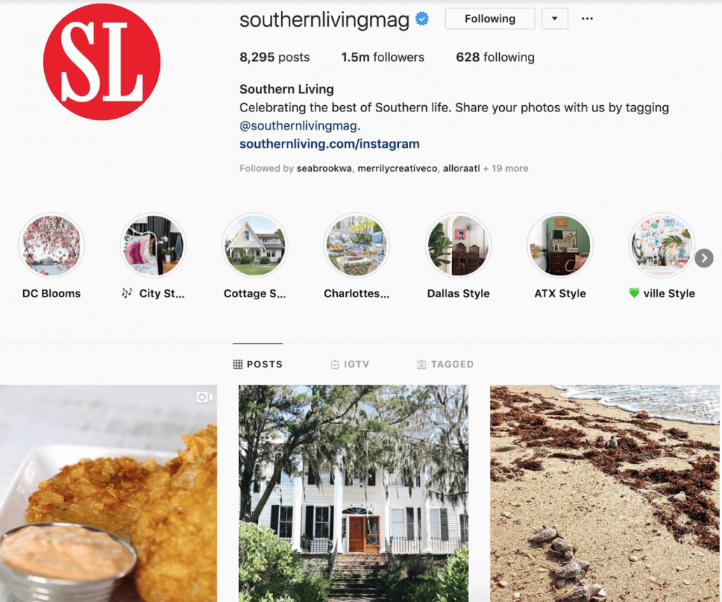 audience insights instagram business profile